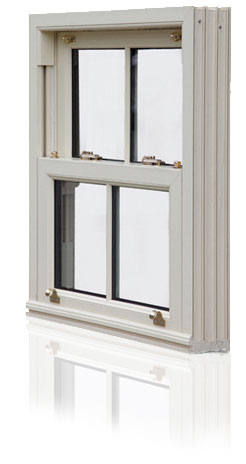 about our upvc sash windows