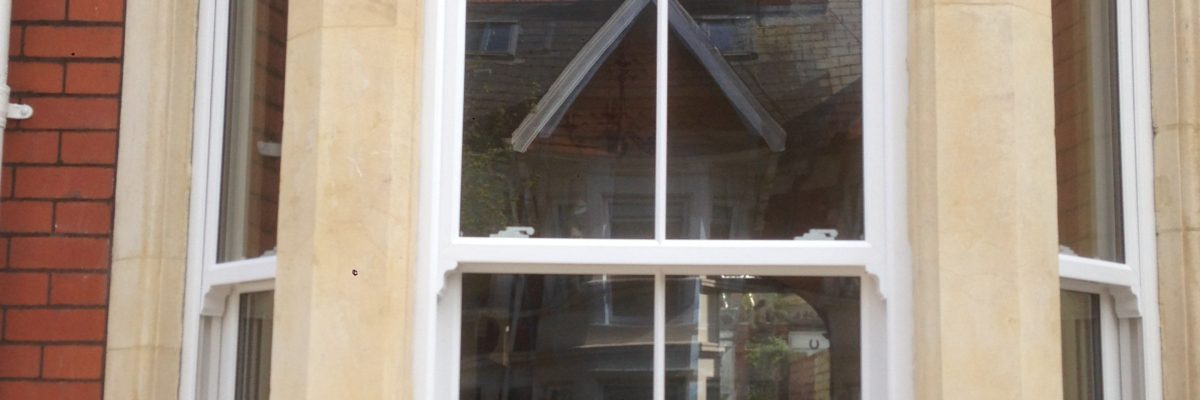latest sash windows installations